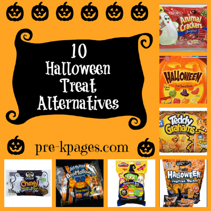 10 non candy halloween treats for your classroom party via wwwpre kpages