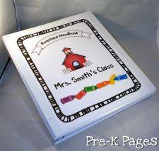 teacher assistant handbook cover