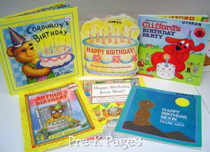 Birthday Read Alouds
