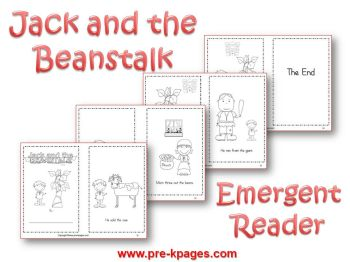 picture relating to Jack and the Beanstalk Story Printable referred to as Jack and the Beanstalk Preschool Pursuits