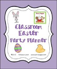 Easter theme activities in preschool free classroom easter party planning guide preschool kindergarten spiritdancerdesigns Images
