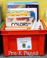 color book box