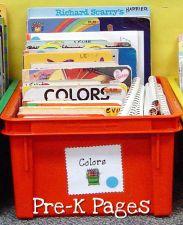 color book box