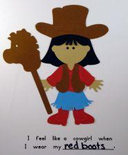 cowboy book inside