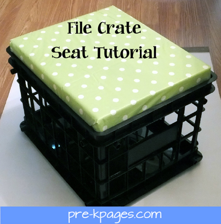 file crate seat tutorial
