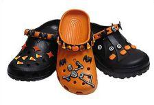 halloween crocs