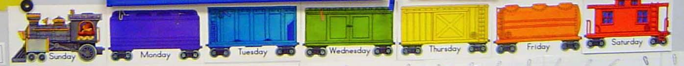 week train