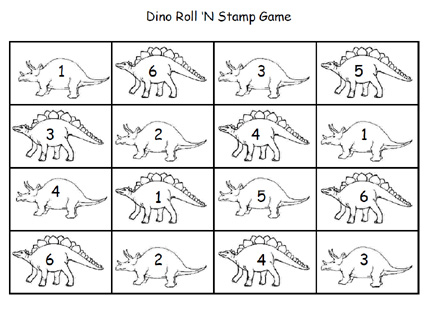 Preschool Math Printables