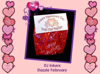 FREE Printable Valentine Treat Topper for Preschool and Kindergarten
