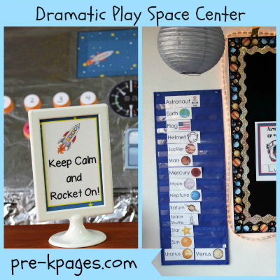 nasa mission control dramatic play ideas - photo #36