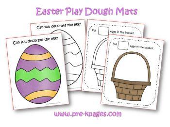 Easter Theme Activities In Preschool
