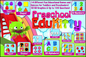 Preschool EduKitty App