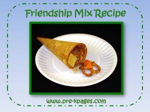 friendship mix recipe