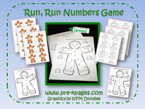 run run number game