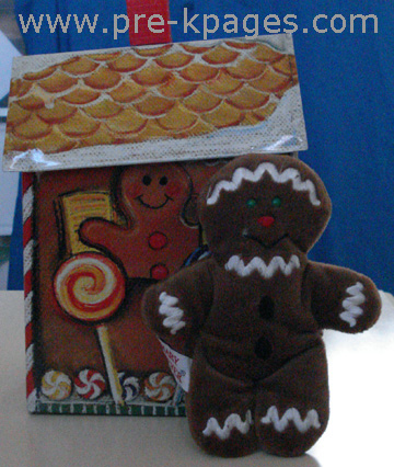 retelling gingerbread