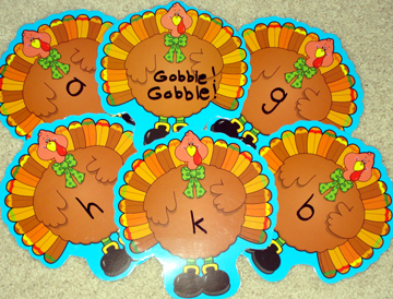 Free Turkey Coloring Pages For Kindergarten : Thanksgiving theme pre k preschool kindergarten