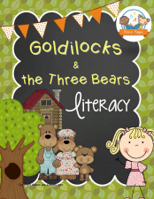 goldilocks literacy packet