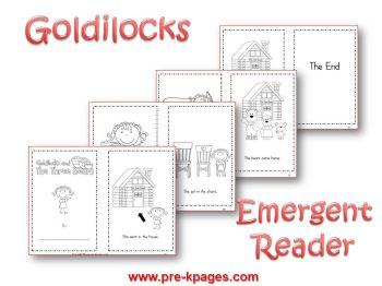 Goldilocks emergent reader