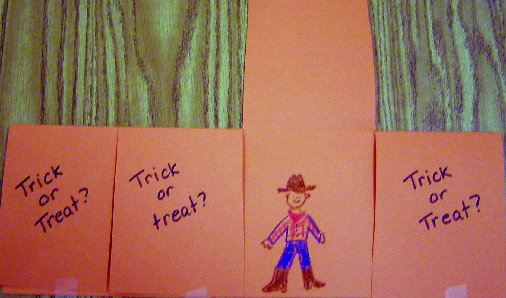 halloween lift the flap activity for preschoolers