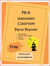 halloween school party guide