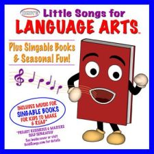 Heidisongs Little Songs for Language Arts