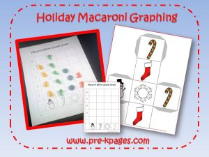 holiday macaroni graph