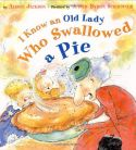 old lady who swallowed a pie book
