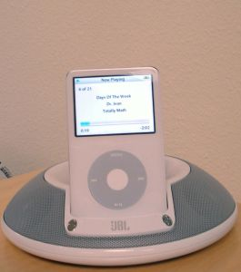 ipods in classroom