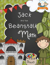 Printable Jack and the Beanstalk Math Activities