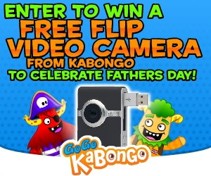 kabongo flip video contest
