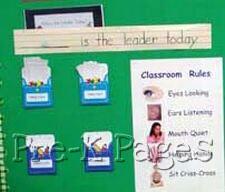 leader chart