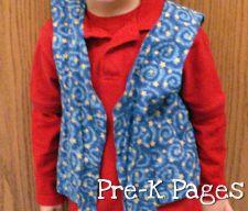 leader vest model