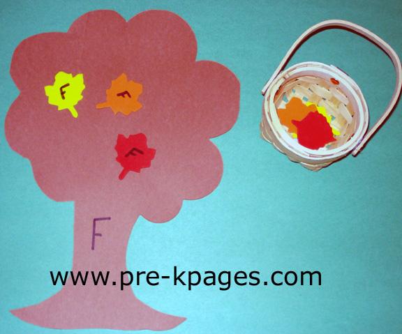 letter trees