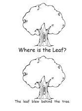 leaf positional book
