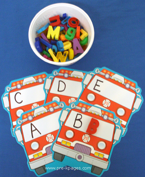 letter matching two