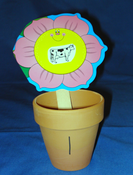 flower pot syllable 1
