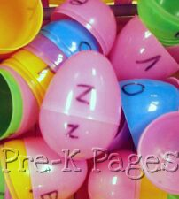 literacy alphabet egg game 2