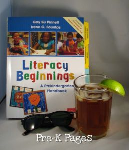 literacy beginnings summer book study