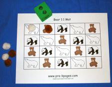 Bear mat