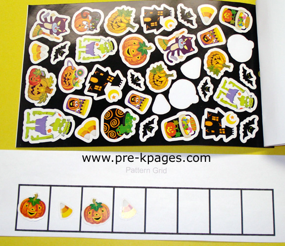 halloween patterns 2