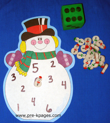 snowman roll count