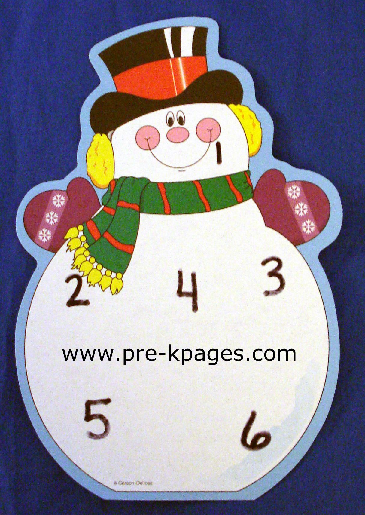 roll snowman one