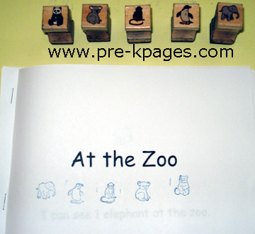 zoo book one