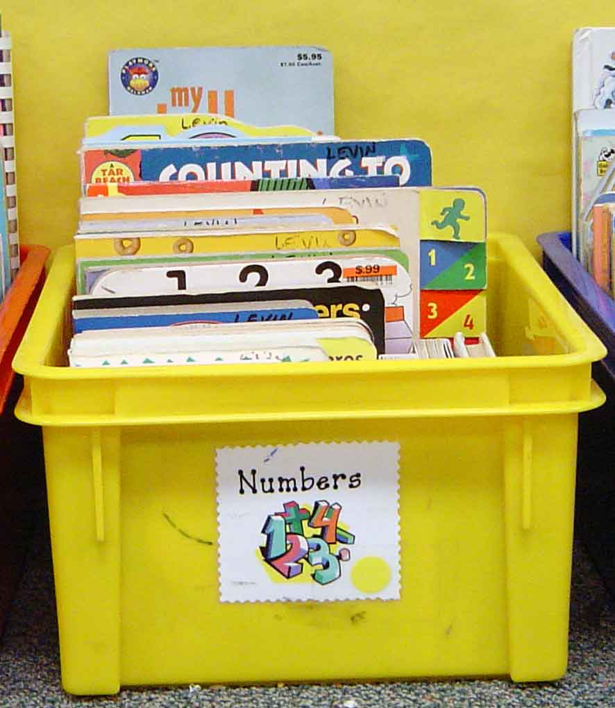 Pre-K Math Numbers and Counting
