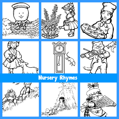 nursery rhymes in preschool