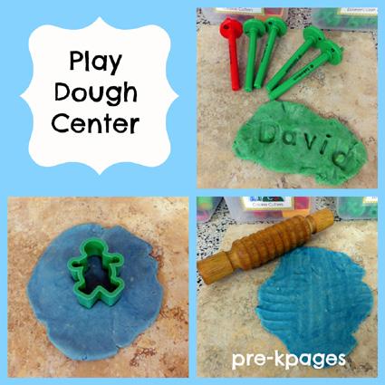 Floor Tile Play Dough Mats