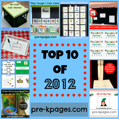 Top 10 posts of 2012 from www.pre-kpages.com