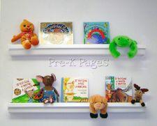 rain gutter book display