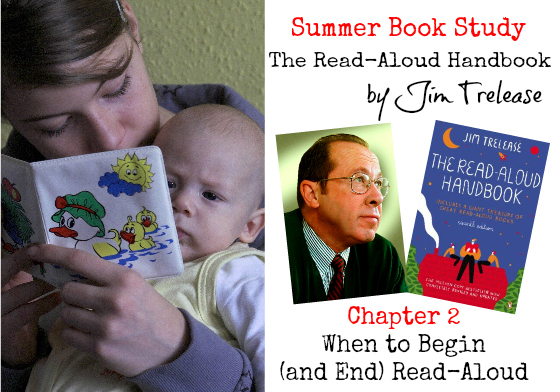 The Read Aloud Handbook Chapter 2 Book Discussion for #teachers and #parents #readaloud