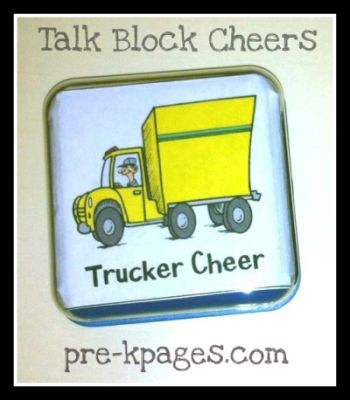 learning resources talk blocks cheers